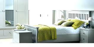 bedroom with black furniture grey bedroom white