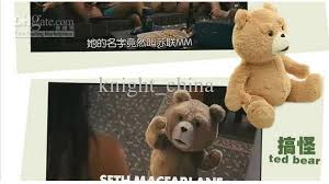 40 New 40 Teddy Bear Ted The Movie X R Plush Dolls Ted Bear Toy Beauteous Bear In Hing Reng