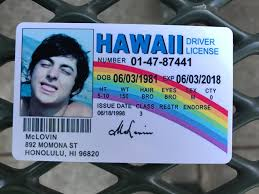 Superbad F Id with Image Movie Your Mclovin Customize