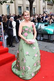 j k rowling evening dress j k rowling looks stylebistro