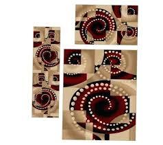 kitchen rug set kitchen 3 piece kitchen rug sets for delectable 3 regarding 3 piece kitchen