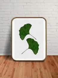 >leaf print leaf wall art leaf gingko gingko leaf ginko ginko  leaf print leaf wall art leaf gingko gingko leaf ginko