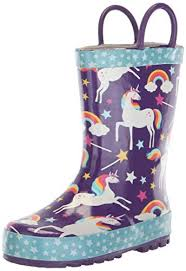 Western Chief Toddler Rain Boots Size Chart Western Chief Girls Kids Unicorn Dreams Rain Boot