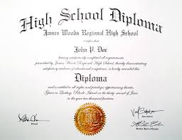 High School Deploma New Consumer Warning About High School Diploma Scams Coral Springs
