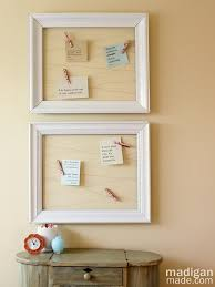Decorate the staircase wall with some empty picture frames [Design: Frankel  Building Group]