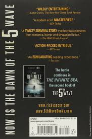 amazon the 5th wave the first book of the 5th wave series 9780142425831 rick yancey books