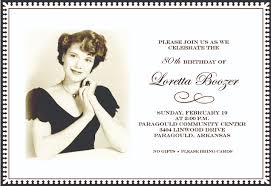 90 Birthday Party Invitations 90th Birthday Party Invitations Templates Free Download