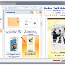 How Do You Make A Brochure On Microsoft Word 2007 Free Brochure Templates For Word 2007 Photo Free Brochure