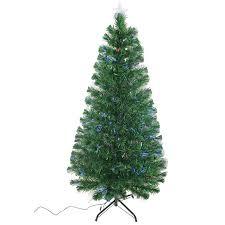 Blue Fiber Optic Christmas Tree Light On Black Background Stock Black Fiber Optic Christmas Tree