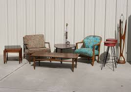 Kibster Vintage Page - Coffee chairs and tables