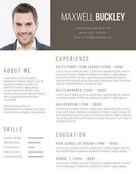 Resume Modern E Discreetliasons Com Hongdae Modern Resume Template Modern Resume