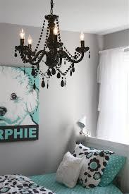 girls bedroom chandelier. chandelier lowes bedroom stunning new black chandeliers courtagerivegauche girls