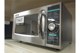 sharp 1000w r 21lc. sharp commercial microwave oven, model 1000w/r-21lc. asset location: break room, site b 1000w r 21lc m