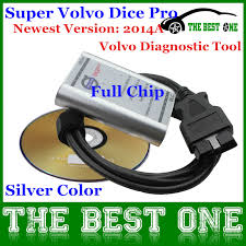 houseshopping presents automobiles motorcycles diagnostic tools super volvo dice pro 2014a volvo diagnostic communication equipment silver color support selftest firmware update