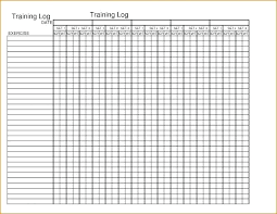 work out sheet for the gym logical fitness chart template lifting sets and reps