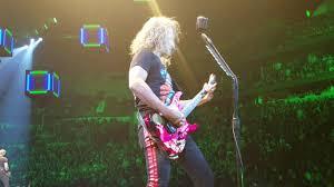 Metallica Harvester Of Sorrow Nashville Tn Bridgestone Arena 01 24 2019