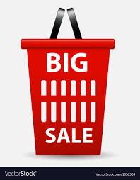 Big Sale Sign Label Template