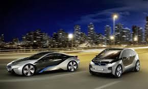 BMW из розетки: электромоторы и <b>космический дизайн</b> :: Autonews