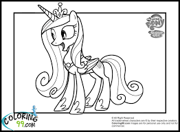 Small Picture Epic Princess Cadence Coloring Pages 72 For Coloring Pages for
