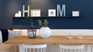 Woonkamer Blauw Eigentijdse Woontrends Interieur Kleur Inspiratie