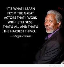 Morgan Freeman Quotes Unique Morgan Freeman Quotes