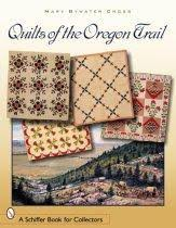 Pioneer Quilts: Women's Quilting Brings Comfort Through Hardship & Quilts of the Oregon Trail Adamdwight.com