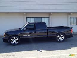 2006 Black Chevrolet Silverado 1500 Intimidator SS #79200601 Photo ...