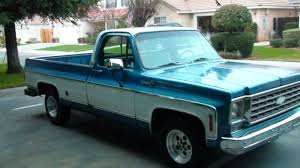1976 C10 Chevy Spirit of 76 Commemorative Edition - Straight ...