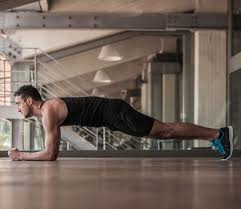 Plank Exercise Chart How To Do A Plank A Single Move For Stronger Abs