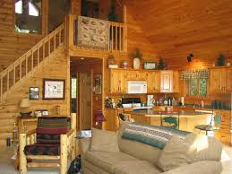 Marvelous Log Cabin Interior Design Pictures Ideas ...