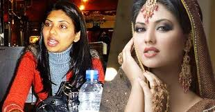 sunita marshal without make up
