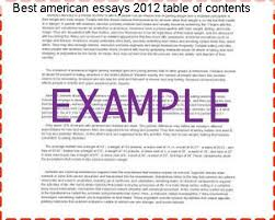 best american essays table of contents custom paper help best american essays 2012 table of contents