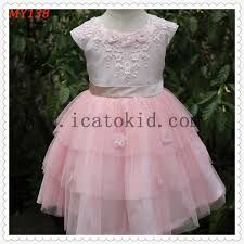 Baby Dress Frock Design Hot Item Baby Clothes Girls Birthday Dresses Party Wear Frock Design Wedding Dresses