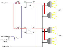 mains spotlight wiring diagram mains wiring diagrams 4x4 spotlight wiring diagram 4x4 wiring diagrams online
