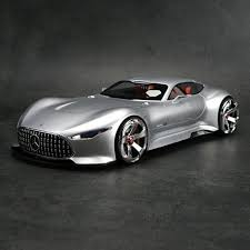 Everything we could dream up. 1 18 Hrn Model Mercedes Benz Amg Vision Gran Turismo Concept Resin Car Model Ebay