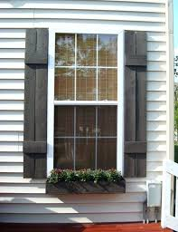 window shutter ideas window shutter decorations best outdoor window shutters ideas on wood exterior window shutter