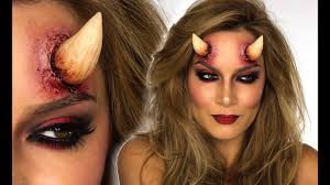 y devil makeup tutorial shonagh scott showme makeup
