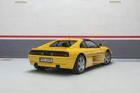 Overall, 4,228 of the 348 ts were produced. 1991 Ferrari 348 Ts