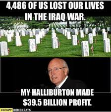 Dick Cheney | The Face of Hunger