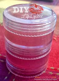 diy kool aid lip gloss only 3 ings