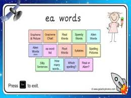 Free downloadable and printable worksheets! Ea Worksheets And Games Galactic Phonics