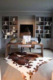 office rug. Cowhide-rug-for-home-office Office Rug