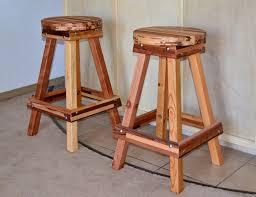 wood bar stools ideas