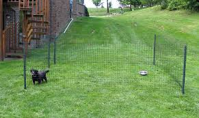 what is a portable dog fence