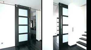 barn door with glass panels glass barn door style interior doors glass barn door style interior barn door with glass panels