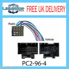 pc2 96 4 saab 9 3 9 5 iso stereo head unit harness adaptor wiring image is loading pc2 96 4 saab 9 3 9 5