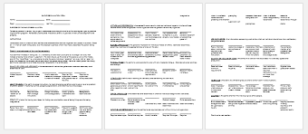 sample employee evaluations 7 employee evaluation form templates to test your employees