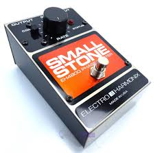 Ehx Small Stone New Design Electro Harmonix Small Stone Eh4800 Phase Shifter Pedal