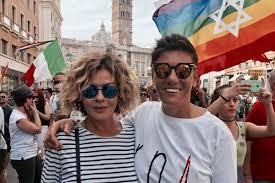Chi è Imma Battaglia, attivista e moglie di Eva Grimaldi