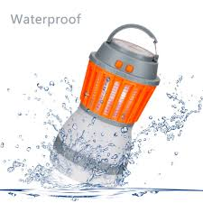 <b>Portable Camping Light USB</b> Rechargeable Anti Mosquito Killer ...